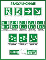 Знаки эвакуации (от производителя), фото 1