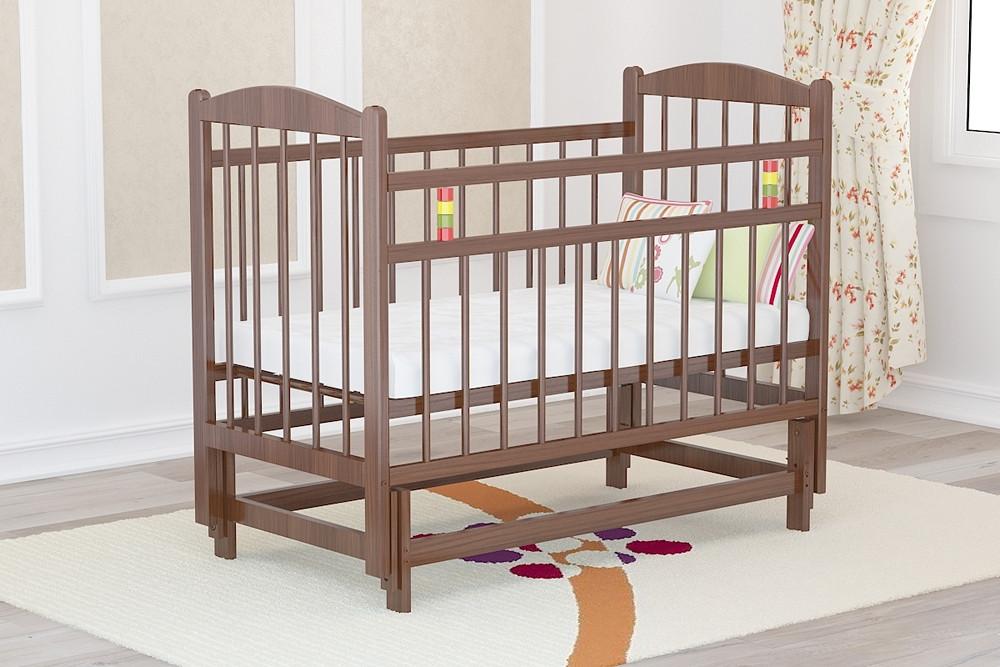 Детская кровать Колибри  (береза)