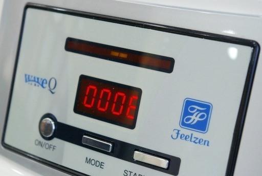 Панель управления существенно облегчает использование ионизатора воды