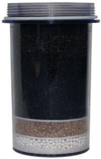 """Фильтрующий картридж прибора """"KeoSan KS-971"""", вмещает 4 слоя с тщательно подобранными компонентами"""