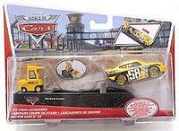 Cars / Тачки Билли Оилкэнжер с пускачем