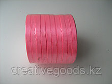 Атласная лента 10 мм. - розовая. Creativ 898