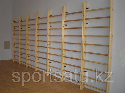 Шведская стенка деревянная эконом