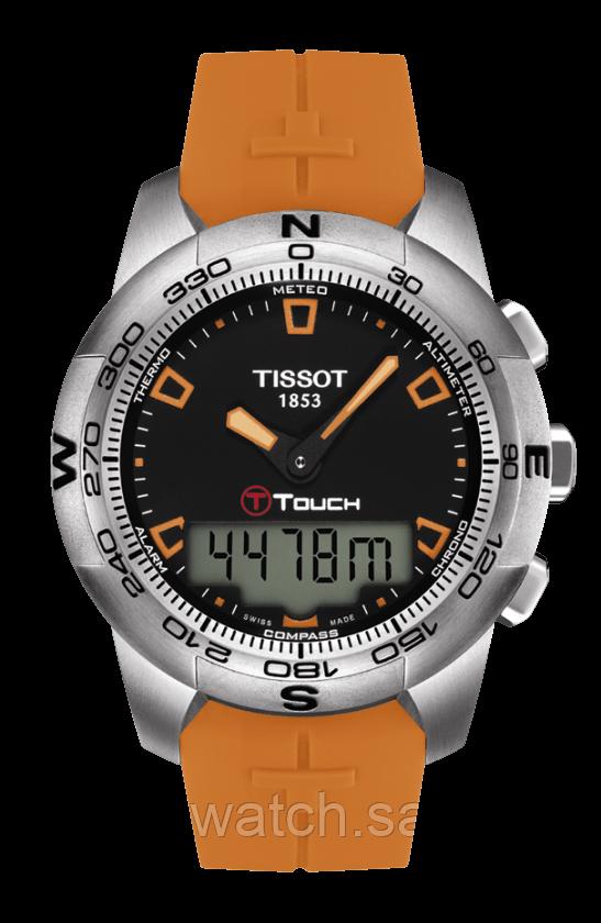 Наручные часы TISSOT T-TOUCH II  T047.420.17.051.01