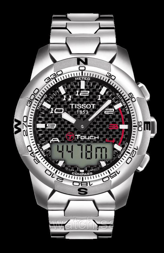 Наручные часы TISSOT T-TOUCH II TITANIUM  T047.420.44.207.00