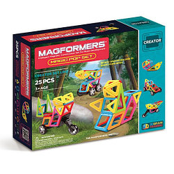 Magformers Магнитный конструктор Базовый Набор Magic Pop Set из 25 элементов