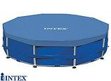 Тент для каркасных бассейнов Intex  457 см, фото 3