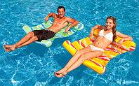 Надувные пляжные матрасы Intex