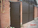 Распашные   ворота , фото 4