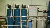 Установки умягчения воды Сокол 2000 л/час - 35 м3/час