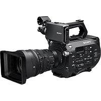 Sony PXW-FS7K кинематографический камкордер в комплекте с E-Mount объективом SELP28135G, диафрагма F4, фото 1
