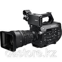Sony PXW-FS7K кинематографический камкордер в комплекте с E-Mount объективом SELP28135G, диафрагма F4
