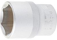 "Головка торцевая, 32 мм, 6-гранная, CrV, под квадрат 1/2"" STELS"