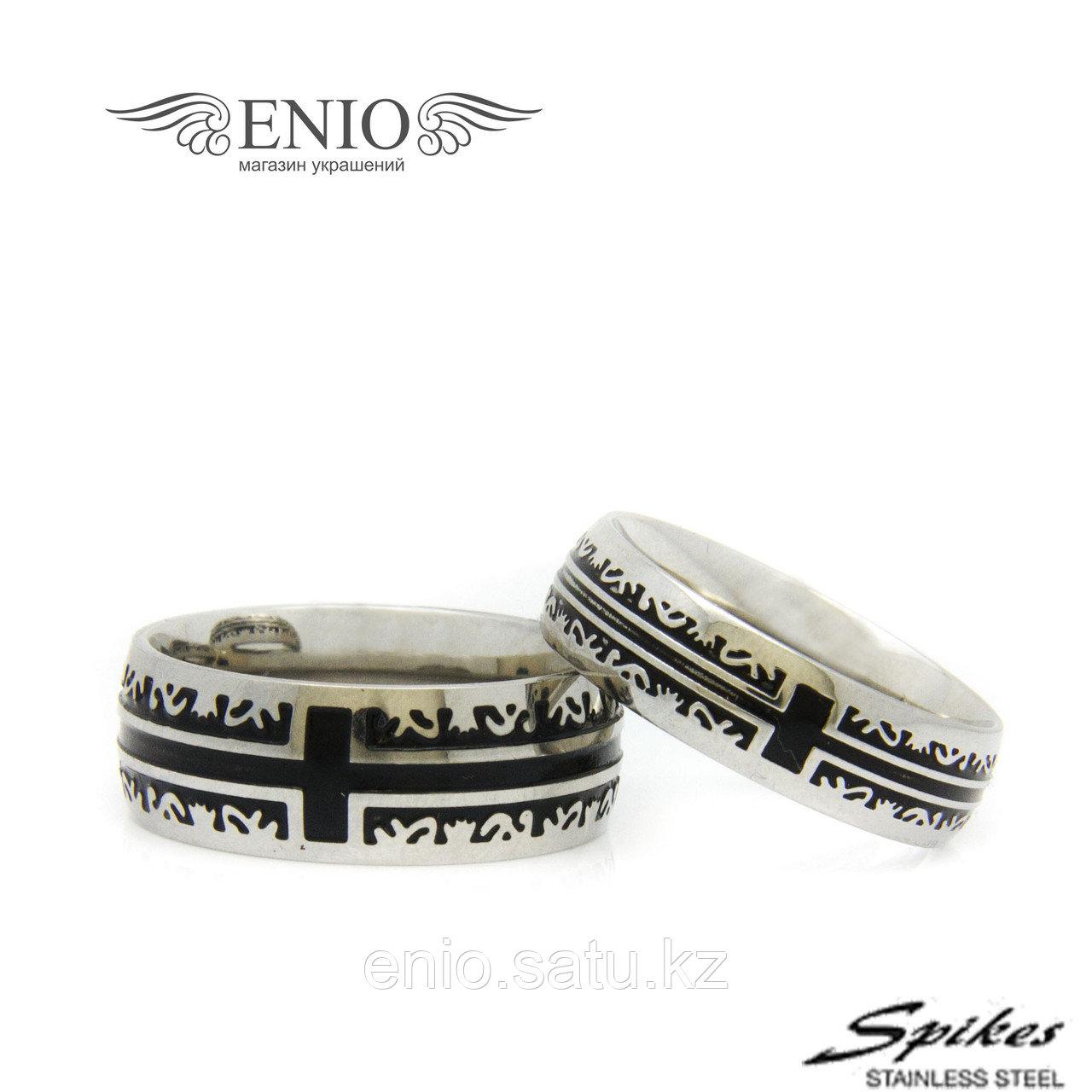 Парные кольца SPIKES - фото 1