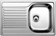 Кухонная мойка нержавейка Blanco Tipo 45 S compact matt (513441)
