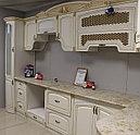 МАДЛЕН кухонный гарнитур, угловая,орех, фото 8