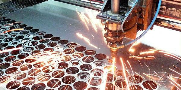 Плазменный раскрой металла