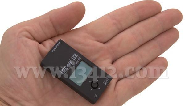 Цифровой диктофон Edic-mini B8-LCD