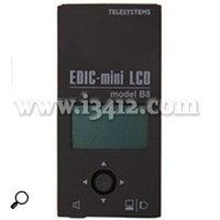 Миниатюрный цифровой диктофон Edic-mini B8, фото 1
