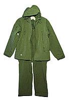 Костюм демисезонный для охоты или рыбалки (зеленый)