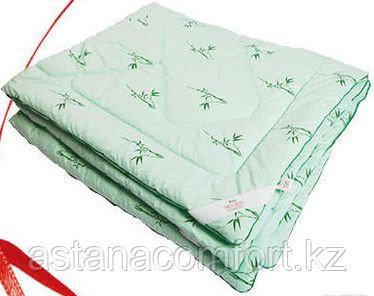 """Одеяло  """"Бамбук"""" 1,5-спальное, облегченное, тик/полиэстер. Россия"""