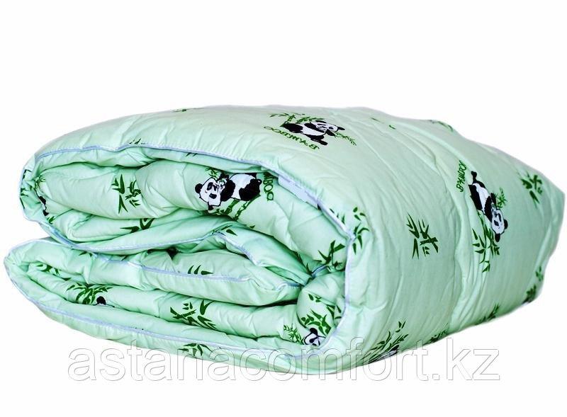 "Одеяло ""Бамбук"" 1,5-ка, зимнее, полиэстер. Россия"