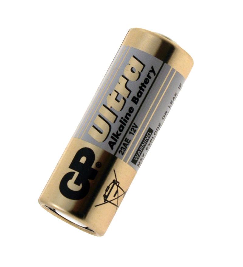 Батарейки GP 23A для автосигнализаций алкалиновые 1 штука
