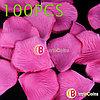 Шелковые лепестки роз 100 шт. (светло-розовые)