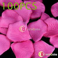 Шелковые лепестки роз 100 шт. (светло-розовые), фото 1
