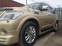 Арки колес фендера 30мм для Nissan Patrol Y62