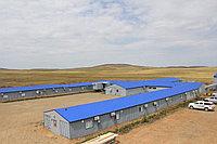 Вахтовые поселки, модульные здания