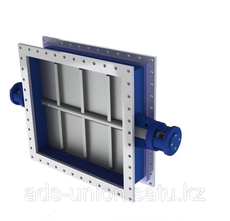 Клапаны ПГВУ прямоугольные одноосные (изготовление)