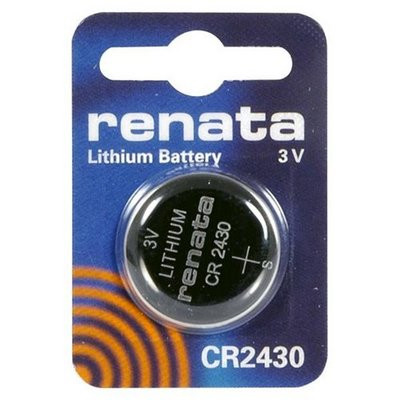 Батарейка RENATA CR2430
