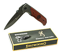 Нож складной Browning, 10-22 см, фото 1