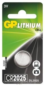 GP Lithium CR2025-C5