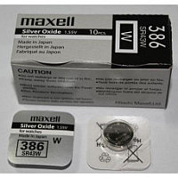 Батарея Maxell 386 1.55v  SR43W