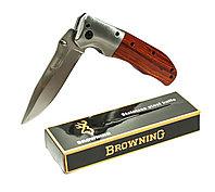Нож складной Browning, 9-21 см, фото 1