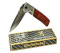 Нож складной Browning, 9-22 см