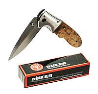 Нож складной Browning, 12-28 см, фото 1