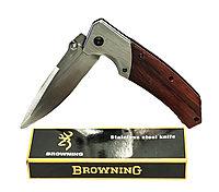 Нож складной Browning 10-21 см, фото 1