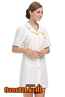 Халат для работниц салона красоты, фото 1