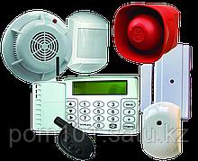 Техническое обслуживание систем пожарной сигнализации, охранной сигнализации и видео наблюдения.