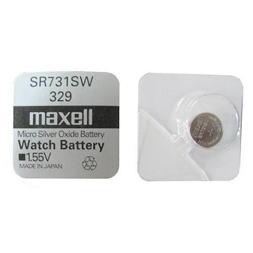 Батарея Maxell 397  SR726SW 1,55v