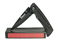 Нож складной Boker, Золинген 10-21 см, черный, фото 1