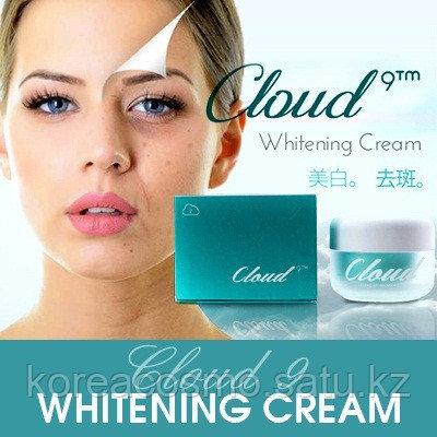 Осветляющий увлажняющий крем Cloud 9 Whitening Cream,70гр