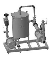 Станция приемки и учета молока (модуль учета молока)