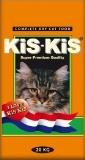 KiS-KiS FISH MIX S.P.Q. сухой корм для кошек, Рыбный микс, 20 кг