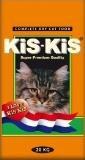 KiS-KiS ORIGINAL MIX S.P.Q. сухой корм для кошек, с говядиной и курицей, с рыбой, 20 кг