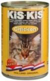 Kis-Kis CANNED CAT FOOD CHICKEN консервы для кошек Цыпленок, 400г