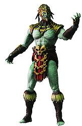 Mortal Kombat X - Котал Кан (с оружием)